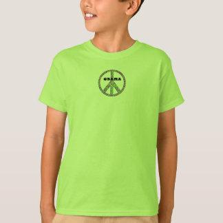 Obama 2008 Peace Confetti - Kids T-Shirt