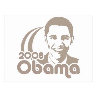 Obama 2008 post cards
