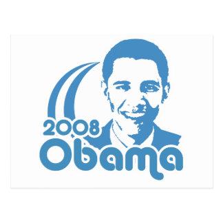 Obama 2008 postcards