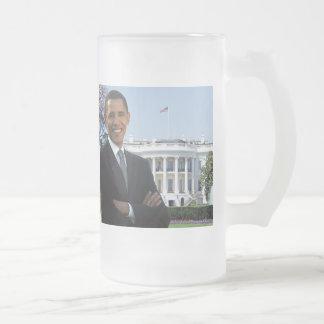 Obama 2009 Inauguration - Frosted Mug