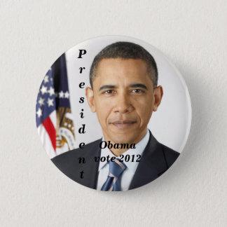 Obama 2012_ 2 inch round button