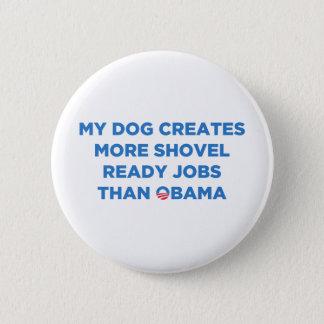 Obama 2012? 2 inch round button