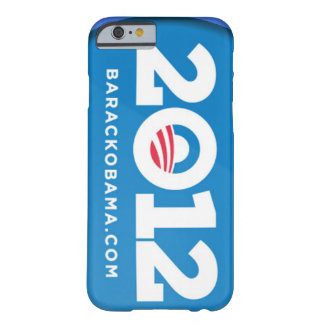 Obama 2012 barely there iPhone 6 case