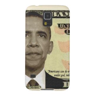 Obama 2012 Dollar Bill Galaxy S5 Cover