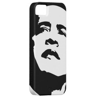 Obama 2012 iPhone 5 Case Black and White
