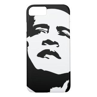 Obama 2012 iPhone 7 case Black and White