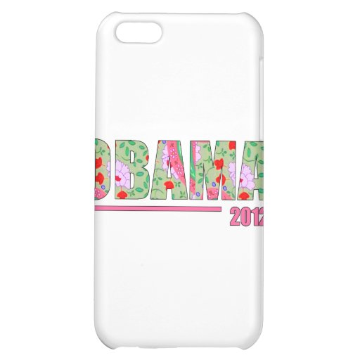 OBAMA 2012 iPhone 5C COVERS