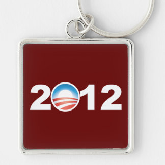 Obama 2012 keychain
