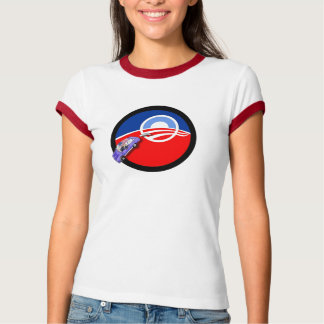 Obama 2012: No He Can't T-Shirt