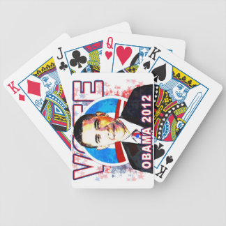 """Obama 2012 Playing Cards"" Poker Deck"