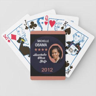Obama 2012 poker deck