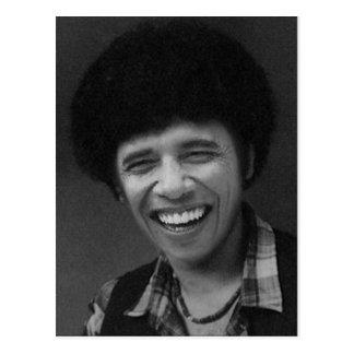 Obama 2012 post card