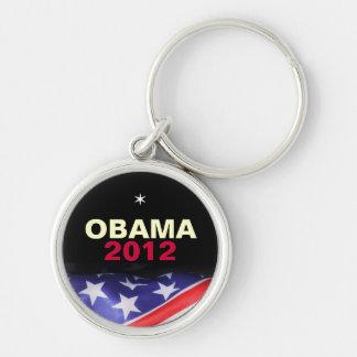 OBAMA 2012 Premium Keychain