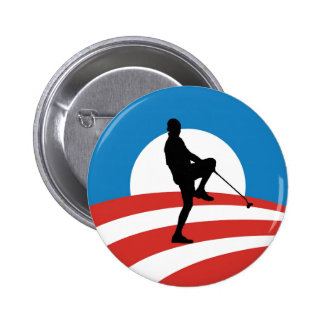 Obama 2014 Victory Tour Buttons
