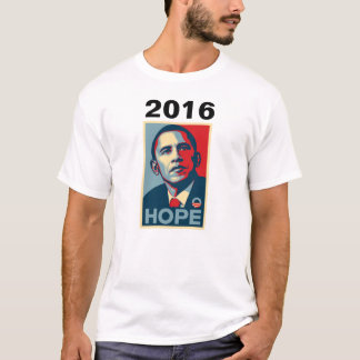Obama 2016 Tee Shirt