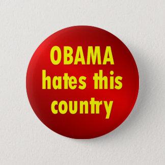 Obama 2 Inch Round Button