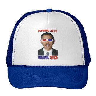 Obama 3D Casquette De Camionneur
