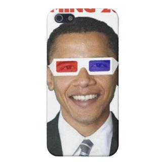 Obama 3D iPhone 5 Case