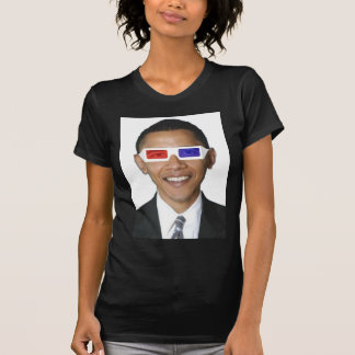 Obama 3D T-shirt