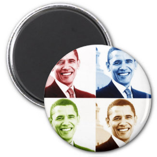obama 4chrome magnet