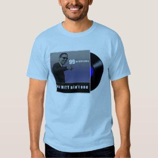 Obama 99 problems tee shirts