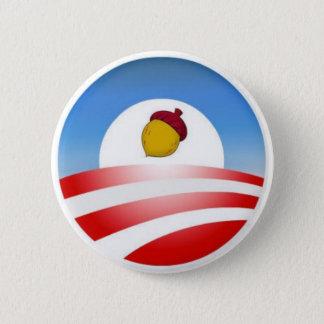 Obama Acorn 2 Inch Round Button