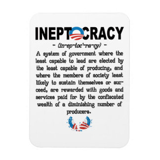 Obama Administration Ineptocracy Premium Magnet