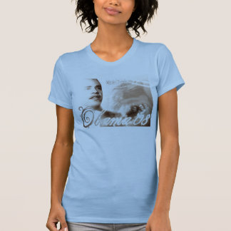 Obama and family - Customized T-Shirt