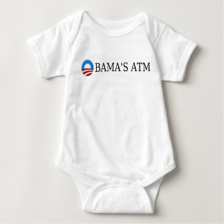 Obama ATM Infant Creeper