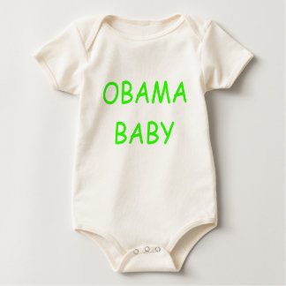 OBAMA BABY BODYSUIT OR