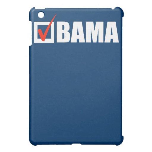 OBAMA BALLOT CASE FOR THE iPad MINI