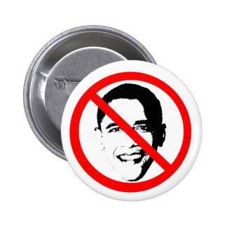 Obama Barack No 2 Inch Round Button