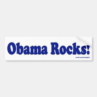 Obama bascule Bumpersticker Autocollant De Voiture