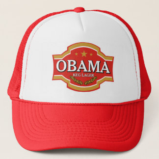 Obama Beer Hat