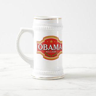 Obama Beer Stein