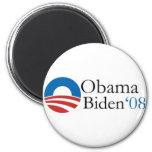 Obama Biden '08 Magnet