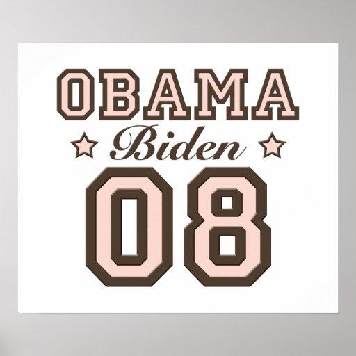 Obama Biden 08 Poster