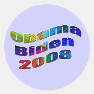 obama biden 2008 sticker