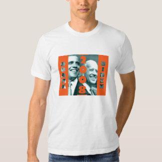 Obama Biden 2008 T Shirts