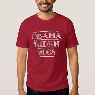 Obama Biden 2008 Tshirt