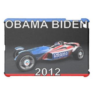 Obama Biden 2012 Racing Car iPad Mini Case