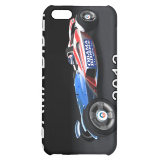 Obama Biden 2012 Racing Car iPhone 5C Covers