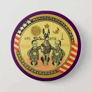 Obama Biden 2012 Washington, D.C. 3 Inch Round Button