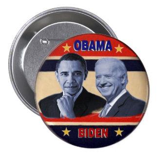 Obama / Biden 3-Inch Button