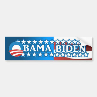 Obama Biden Bumper Sticker
