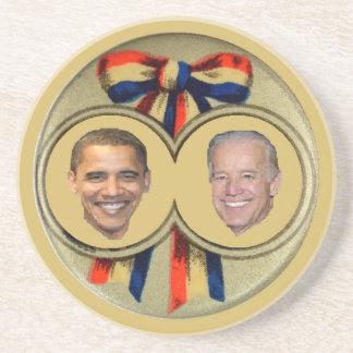 Obama Biden Drink Coasters