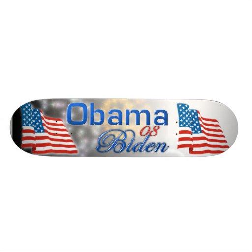 Obama/Biden Skate Board
