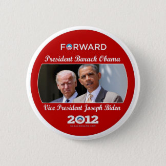 Obama / Biden: The Team For You 2 Inch Round Button
