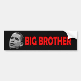 Obama: Big Brother Bumper Sticker