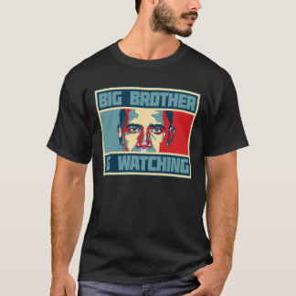 Obama Big Brother T-shirt